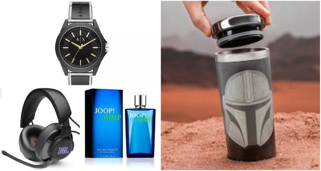 <p>Our favourite gifts for father's day -presents for all kinds of dads </p>