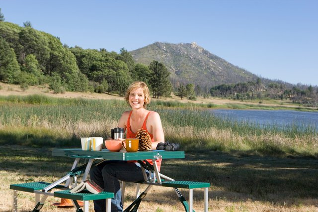 Why a portable picnic table will improve your camping holidays and outdoor picnics - plus the best available