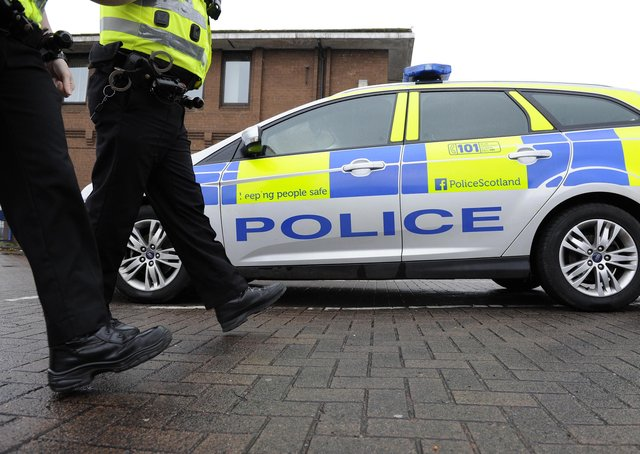 One in 28 drivers were detectedby Police Scotland officers for drink/drug offences