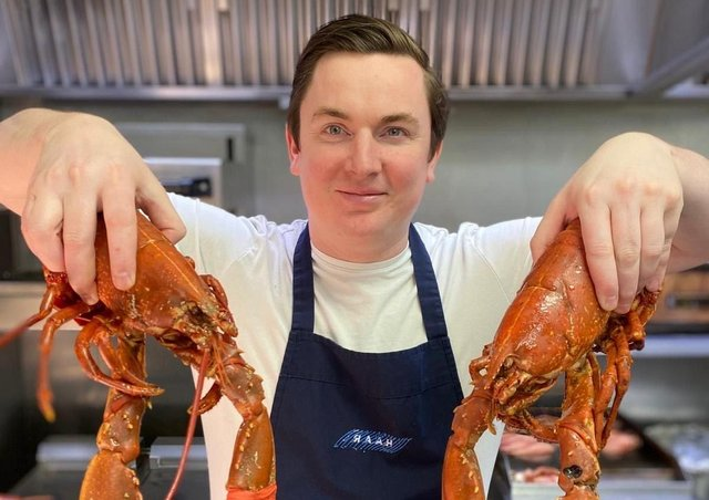 Cook up a storm...with a charity dinner party at home this month for the chance to win a meal for two at top St Andrews restaurant, Haar, run by Masterchef: The Professionals finalist Dean Banks.