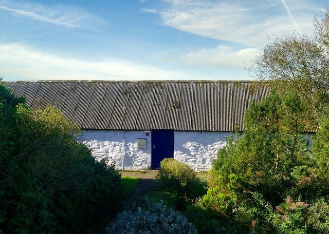 The Swallow Theatre near Whithorn is Scotland's smallest theatre