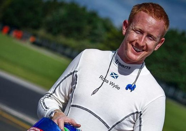 Ross Wylie has claimed Dunlop Britcar Endurance Championship class honours for a third time in the last four years. (Pic courtesy of Stephen Jackman (Eat My Pixels)]