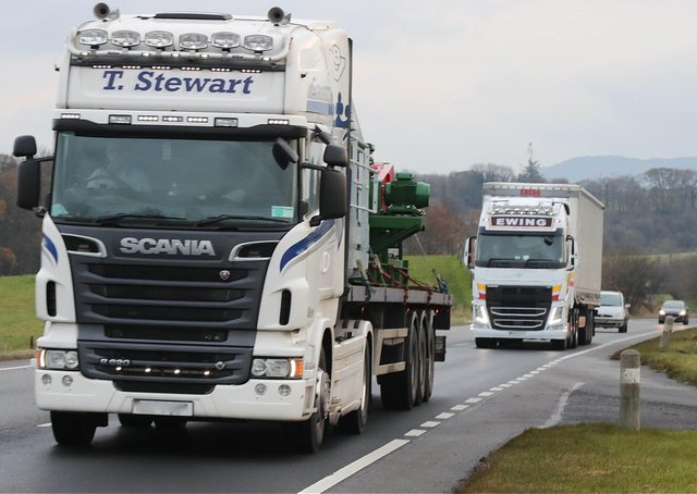 Campaigners, including Dumfries and Galloway MP Alister Jack, have  pressed for improvements on the A75