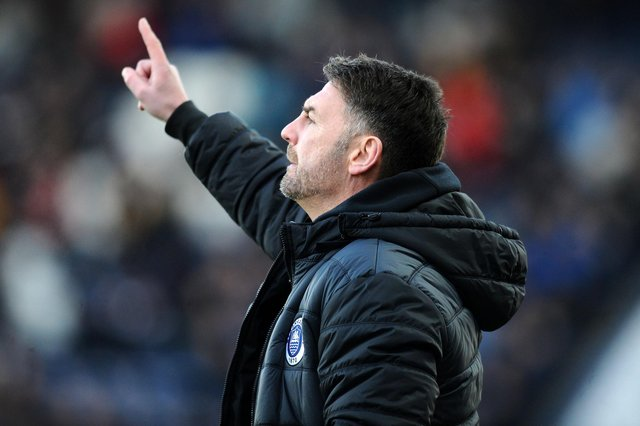 Stranraer manager Stevie Farrell is looking forward to his side's Scottish Cup tie with Hibernian