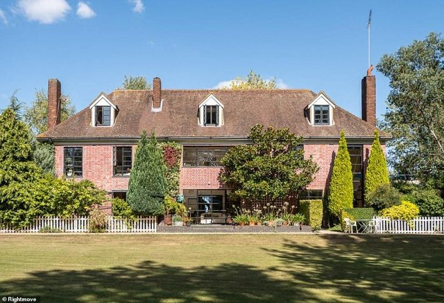 The East London property is located near Stratford was purchased by Channel 4 in 1992 when they launched the hit show.