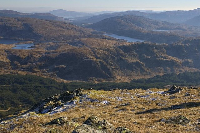 Previous attempts for a national park to be created in Galloway have been rejected