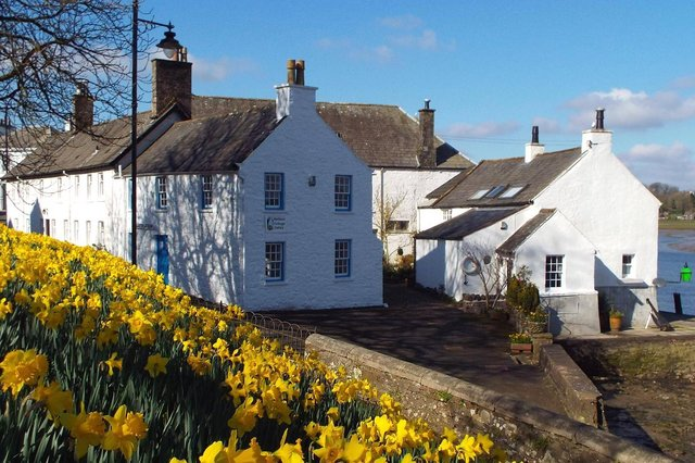 Harbour Cottage Gallery in Kirkcudbright