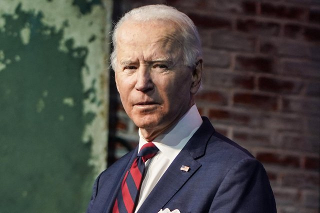 Galloway Glens is hoping for an audience with American president Joe Biden