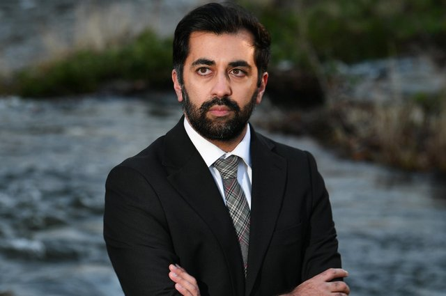 Humza Yousaf, Cabinet Secretary for Justice