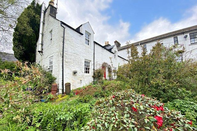 Brae Cottage is thought to date back to the 1820s