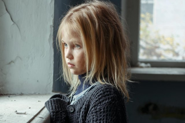 More than a quarter of children in Dumfries and Galloway are living in poverty (picture posed by model -GettyImages)