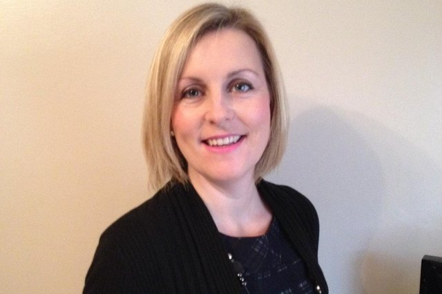 Dumfries and Galloway College principal Joanna Campbell