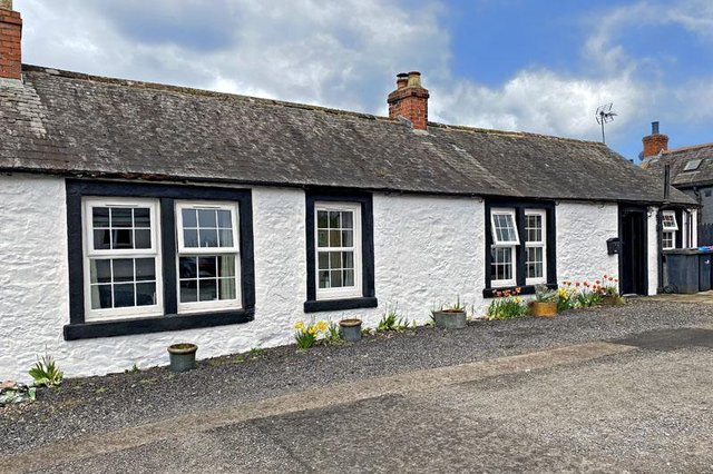 No' 4 Hayfield is a thoroughly charming traditional stone-built cottage