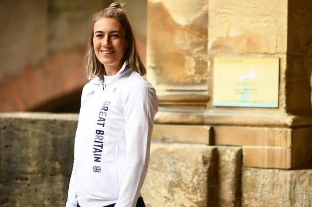 Joanna Muir is competing in Tokyo as a member of Team GB. Pic: Getty Images