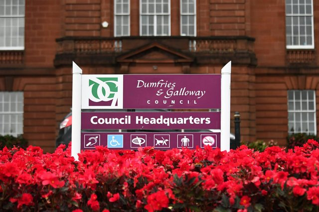 Dumfries and Galloway Council HQ