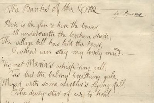 The manuscript for the Banks of the Cree sold for more than double the guide price