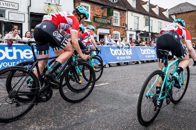 Castle Douglas is set to welcome the Tour Series