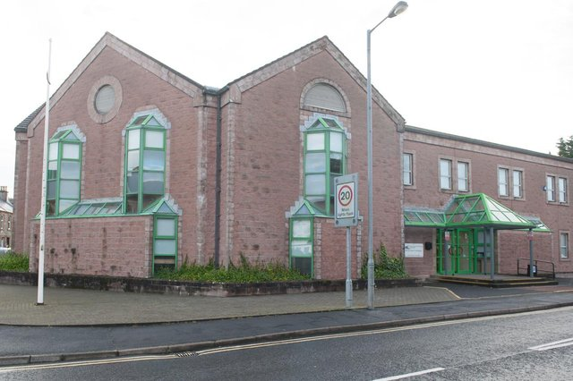 Students who attend the Stranraer college campus have been helping others during lockdown