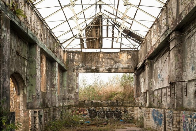 Eyesore sites like this across Scotland could soon be a thing of the past, thanks to a new Scottish Government fund which aims to tackle the problem.