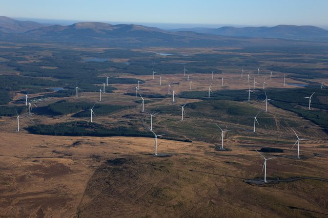 Work to extend theKilgallioch wind farm could commence in 2022