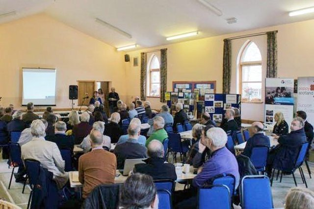 Communtiy events can apply for grants of up to £3,000
