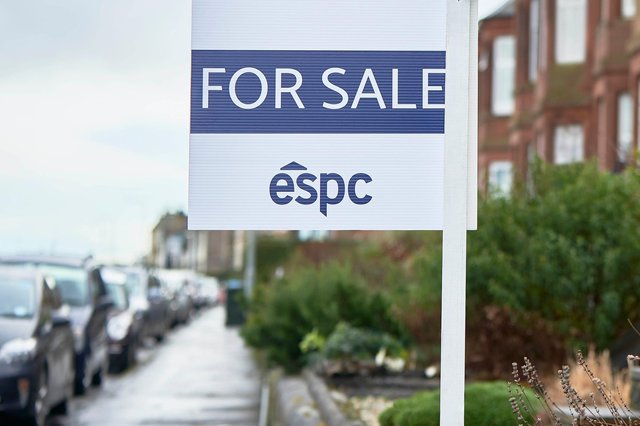House prices are increasing