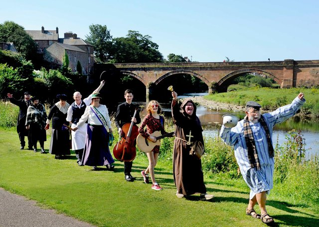 Together Again launched at Annan History Town Summer Festival